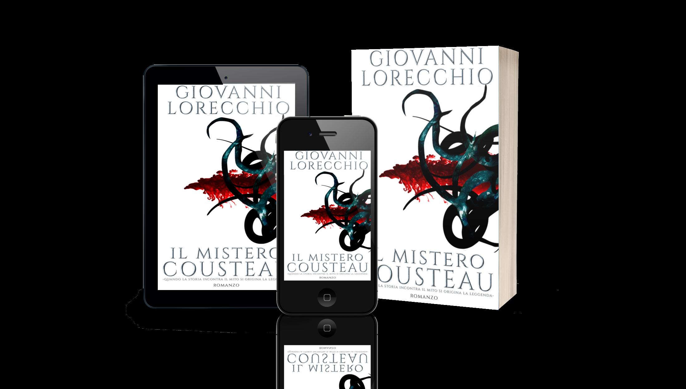 Giovanni Lorecchio - Il Mistero Cousteau